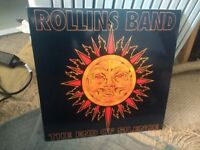 THE ROLLINS BAND - THE END OF SILENCE (2X LP)