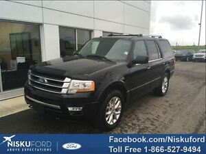 2017 Ford Expedition Limited LOADED! $465.03 b/weekly.
