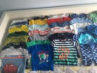 HUGE Boys Clothing Bundle- Age 12-18 months