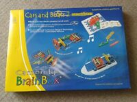 Cambridge Cars and Boats 2 - Electronics kit ages 8-12