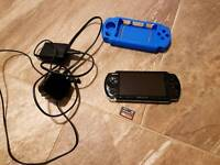 PSP 3rd gen (chipped with 6 games)