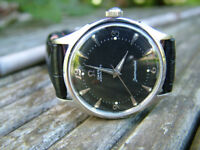 100% Genuine Classic 1952 Omega Seamaster Bumper Automatic Swiss 34mm Watch SERVICED WARRANTY