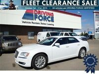 2014 Chrysler 300 All Wheel Drive w/Backup Camera, Seats 5