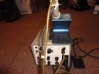 pace desoldering station solder extractor pps5e
