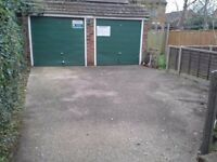 Garages to rent: Chestnut Close Sipson UB7 - ideal for storage