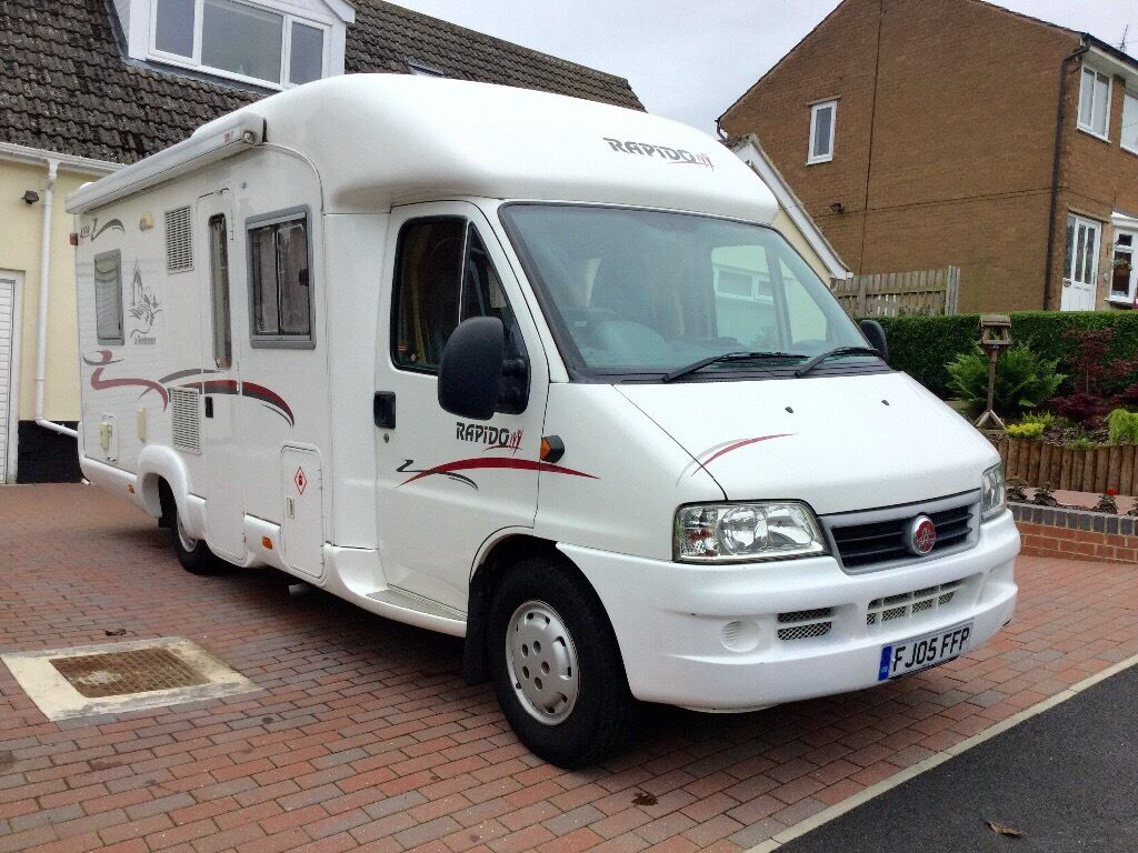 Excellent Rapido 786F 3/4 Berth Motorhome | In Chapeltown South ...