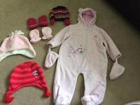Gils clothes bundle 6-9months