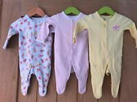 Mamas & Papas Newborn Bundle - 8 items RRP £41