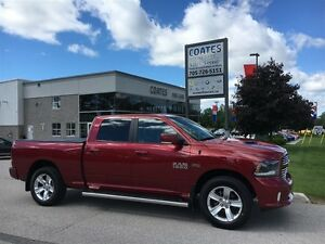 2015 Ram 1500 Sport 4x4 Crew Cab~ 4 New Tires ~