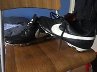 Nike Premiere FG football boots size 10
