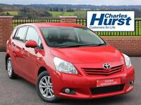 Toyota Verso TR D-4D (red) 2012-12-17