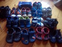 Boys shoe bundle size 4/5