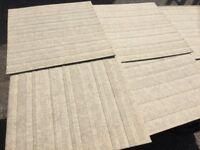 Capet Floor tiles (beige)