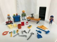 Playmobil 4326 City life woodshop class £5.00