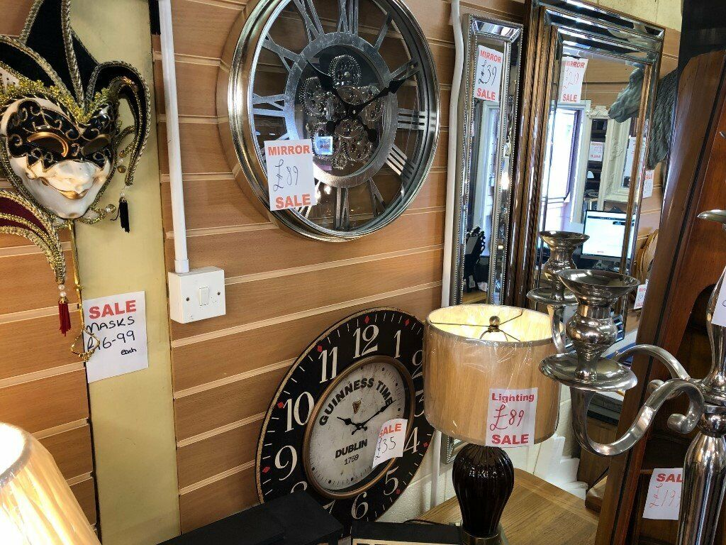 50+ New Clocks, wall, mantel, table top, mirrored, round, square, large and  small £19-199 | in Belfast City Centre, Belfast | Gumtree