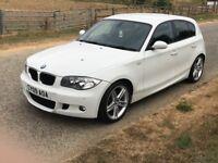 BMW 1 series 118d 2.0 diesel Msport