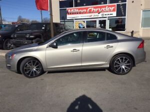 2014 Volvo S60 T5 AWD LEATHER SUNROOF BLIND SPOT BACK-UP CAMERA