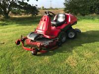 Countax X-16 4WD Ride On Mulching Mower (Delivery Available)
