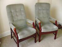 Armchair/Fireside Chair.
