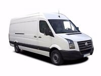 Large Van Hire with Driver - Mildenhall - Cambridge - Lakenheath - Rental Rate Tailored to Your Job
