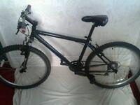 Specialized mountain bike gear bike black colour