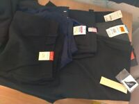5 pairs of ladies size 22 trousers