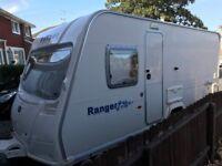 Bailey Ranger Series 5, 460/4. 2008. 4 Berth Caravan