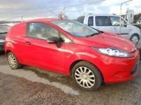 FORD Fiesta Base Tdci, 1.4 Turbo Diesel Van, 160,000 miles, 2 Former Keepers, 2010-10 plate