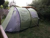 Large drive away tent/awning