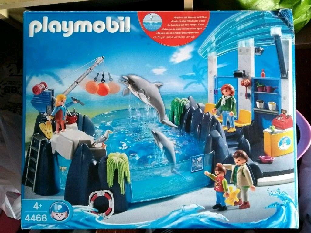 Playmobil Dolphin Basin In Bingley West Yorkshire Gumtree