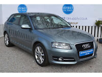 AUDI A3 Can't get finance? Bad credit? Unemployed? We can Help!