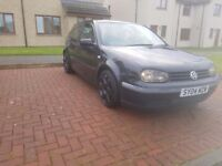 1.4 mk4 Golf for sale