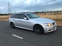 2006 BMW 330d M SPORT TOURING AUTO I-DRIVE FULLY LOADED REMAPPED PX SWAP