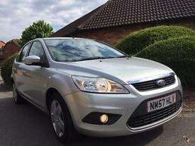 Ford Focus 1.6 STYLE 5dr 2008 ! HPI Clear ! Reliable Car ! Immaculate Condition!