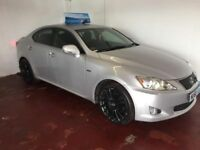 Lexus IS 250 2.5 F Sport 4dr,2010 (60 reg) AMAZING CAR FULLY LOADED