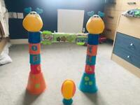 Chicco rugby toy