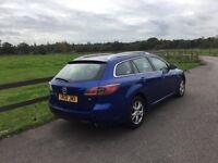 2008 Mazda 6 2,0 litre diesel 5dr estate 2 owners