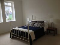 John Lewis Double Bed Frame & John Lewis Double Mattress