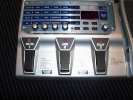 Boss ME multi effects pedal lovely condition