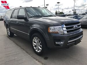 2016 Ford Expedition Max Limited 4x4 leather, 25,900km!