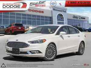 2017 Ford Fusion TITANIUM|325 HP||SYNC 3|LANE ASSIST|BLIND SPOT