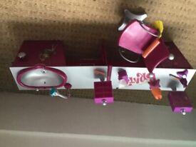 Bratz Toy Hair Salon with accessories