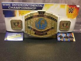 WWE WRESTLING BELT