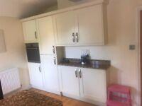 Cream Shaker Kitchen (units, doors & handles). OFFERS WELCOME