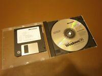 Windows 98 discs