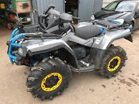 Can Am Outlander 800r Road registered 2011. (Like 1000 Polaris scrambler renegade 650)