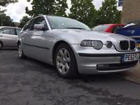 2002 BMW 320TD 2.0D 3 DR Full Service History Mot Very Good Condition Superb On Diesel Drives Nice