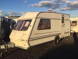 ABI jubilee 2 berth elddis swift lightweight caravan CAN DELIVER march sale
