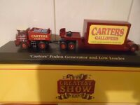 MODEL FODEN GENERATOR AND LOW LOADER