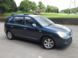 Kia Carens GS CRDI★★7 SEATER ★ 7 SEATER★ ★ 7 SEATER★★FINANCE AVAILABLE★★FULL SERVICE HISTORY ★ ★